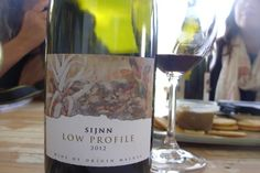 """The little hamlet of Malgas is home to Sijnn Wines (pronounced """"sane""""), named after the original Khoi word for the Breede River. Lush Garden, Wines, The Originals, Bottle, Cape, Mantle, Cabo, Flask, Coats"""