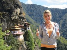 The sun is setting on my last day here in Bhutan. I have just finished a 5 hour uphill hike to Bhutan's famous Tiger's Nest viewpoint and now I recover in my hotel room – with Bhutanese wine (blah...
