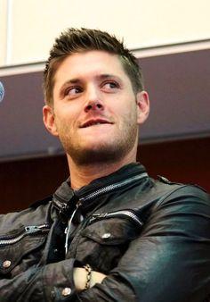 Jensen. #spn