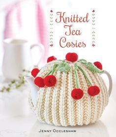 Knitted Tea Cosies by Jenny Occleshaw, McA direct