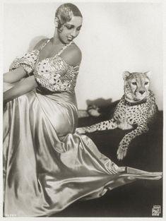 Josephine Baker, 1931