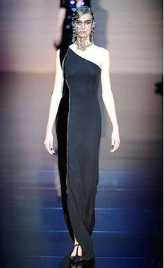 ♥ Giorgio Armani Privé Couture Fall 2012
