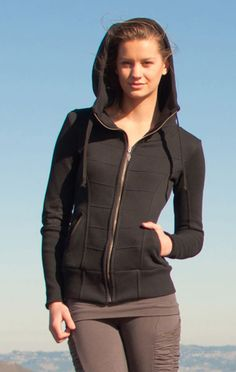 Nomads Hemp Wear - Women's: Evolve Hoodie
