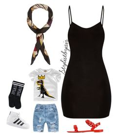 """""""Untitled #7358"""" by stylistbyair ❤ liked on Polyvore featuring Manipuri and Givenchy"""