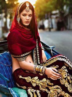The Vogue India Wedding Book - September 2014 Indian Bridal Fashion, Indian Bridal Wear, Indian Wedding Outfits, Indian Wear, Indian Outfits, Indian Style, Lakme Fashion Week, India Fashion, Asian Fashion