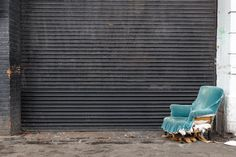 blue tube chair beside door shutter photo – Free Chair Image on Unsplash Garage Door Repair, Garage Door Opener, Garage Doors, Peace Scripture, Fast Furniture, Wood Supply, Chair Pictures, Free High Resolution Photos