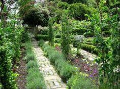 french herb garden - Google Search