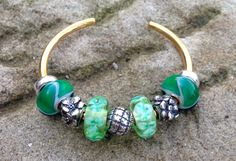 Everybody needs a little bit of green in their bracelet!