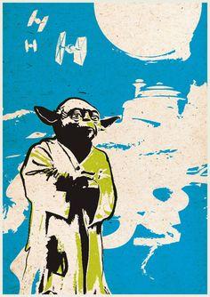 Vintage Yoda