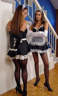 This Maid is about to get punished