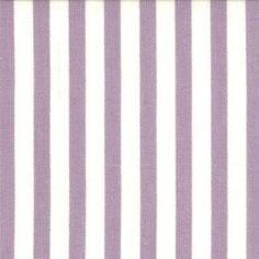 Jubilee by Bunny Hill for  Moda Lavender Stripes 1 by SewElegantly, $9.75