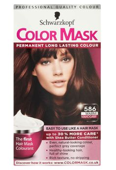 Schwarzkopf Color Mask Warm Mahogany 586 Schwarzkopf Color Mask Warm Mahogany 586: Express Chemist offer fast delivery and friendly, reliable service. Buy Schwarzkopf Color Mask Warm Mahogany 586 online from Express Chemist today! (Barcode E http://www.MightGet.com/january-2017-11/schwarzkopf-color-mask-warm-mahogany-586.asp