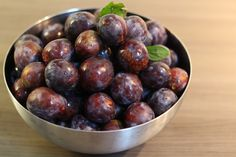 Pflaumen/ plums