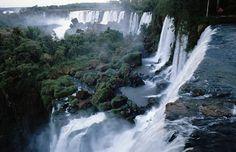Iguaza Falls-  a definite must see