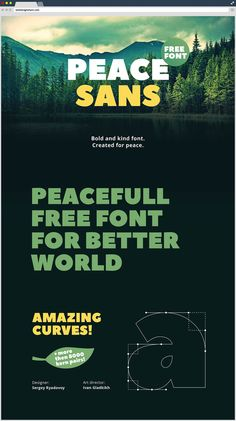 25+ Best Free Fonts & Typefaces 2016