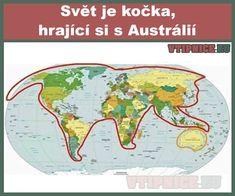 Vtipné, srandovní obrázky s textem: VTIPNICE.EU | Vtipnice.eu - Part 41 Good Jokes, Crazy Cats, Funny Texts, Feel Good, Haha, Funny Pictures, Feelings, My Love, Memes