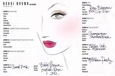"Bobbi Brown's ""English Rose"" look, inspired by Jane Austen the Queen's Jubilee! So, so perfect."