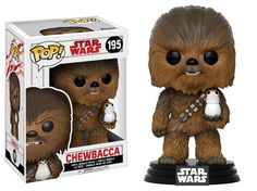 Now available on our website: Chewbacca Star Wa... Check it out here! http://dbtoystore.com/products/chewbacca-star-wars-the-last-jedi-funko-pop-vinyl?utm_campaign=social_autopilot&utm_source=pin&utm_medium=pin