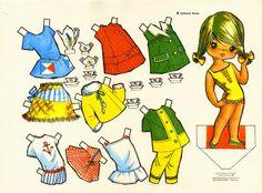 Victoria 1979 Paper Dolls.This From Pitaove2 - MaryAnn - Álbumes web de Picasa