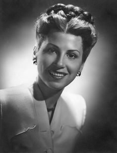 Nancy Barbato (Frank Sinatra's first wife 1940-1949)