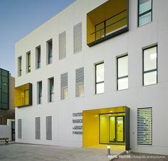 Maca Studio amarillo cubos