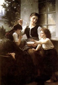 Bubbles, Elizabeth Jane Gardner Bouguereau