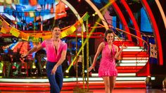 Pin for Later: Watch the Best Ever Strictly Come Dancing Performances The Latin Dances: Caroline Flack and Pasha Kovalev's Salsa