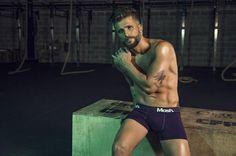 Chic e Fashion: Bruno Gagliasso estreia nova campanha da Mash