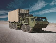 Oshkosh robot trucks could roll out to the Army by 2020 Army Surplus Vehicles, Military Vehicles, Oshkosh Defense, Zombie Vehicle, Robot Truck, Tactical Truck, Cargo Transport, Us Military, Aircraft Design
