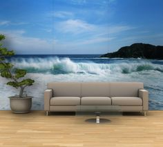 Image Detail for - Ocean Themed Wall Murals Ocean Themed Wall Mural – interior decals