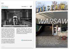 """Avant/Garde Diaries X Unlike City Guides iPad Magazine on No More Mind Games: """"Die künstlerische Freiheit und Unabhängigkeit wird auch genutzt."""""""