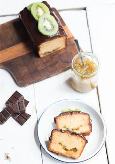 Plum Cake de Kiwi