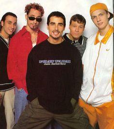 Backstreet Boys.. 6th grade all over again :)