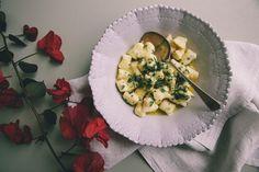 Petite Kitchen's Recipe For Ricotta Gnocchi in Lemony Butter Sauce - Viva