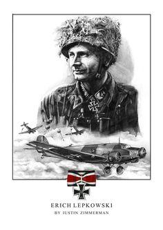 Eric Lepkowski Fallschirmjäger.