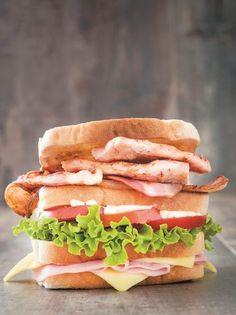 Street Food, Sandwiches, Savoury Pies, Pastries, Cakes, Savoury Tarts, Cake Makers, Tarts, Kuchen
