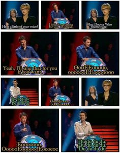Doctor Who themed The Weakest Link