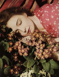 Lillian Gish, Vanity Fair, 1932 (Edward Steichen)