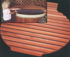 Hot Tub and Spa Cover Buyers Guide - Save Energy & Money Red Cedar Wood, Western Red Cedar, Diy House Projects, Crafty Projects, Wooden Pool, Spa Chemicals, Hot Tub Cover, Wood Slats