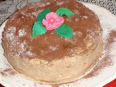 Gesztenyetorta egyszerűen, sütés nélkül Recept képpel - Mindmegette.hu - Receptek Pudding, Cake, Food, Yummy Food, Custard Pudding, Kuchen, Essen, Puddings, Meals