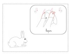 lapin LSF illustration