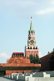 The Cathedral of the Annunciation in Moscow Kremlin