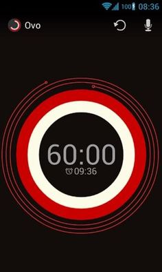 promo code 135f5 50e2e Software Sunday - Ovo Timer an Android app with a minimalist UI What Is  Design,