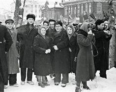 Мода 1940-х в Советском Союзе