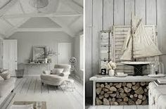 All white rooms... Loving this one!