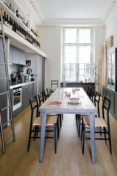 175 Meilleures Images Du Tableau Cuisine En Longueur Home Kitchens