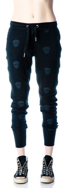 So cute! I want! skull sweats
