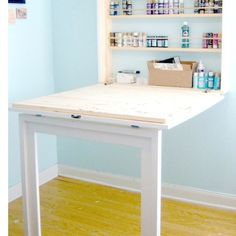 fold down table - Google Search