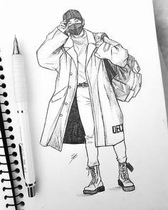 Likes, 96 Comments - Kpop Drawings, Pencil Art Drawings, Art Drawings Sketches, Jungkook Fanart, Kpop Fanart, Line Art Projects, Bts Eyes, Line Art Flowers, Line Art Vector