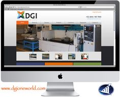 DGI One World #Saltillo. www.dgioneworld.com